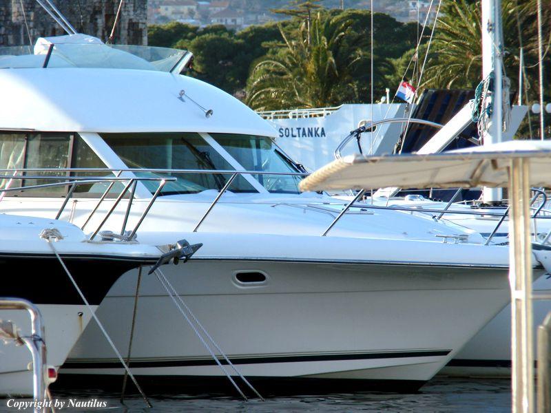 Jeanneau Prestige 36 Motor Boat Charter In Croatia