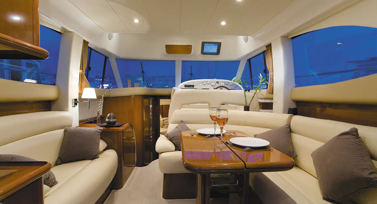 Jeanneau Prestige 36 Yacht Charter Croatia