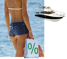 Special offer - yacht charter Croatia