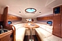 Motor boat Bavaria Sport 30 - table in cabin