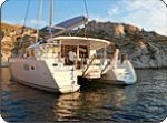 Cat Lagoon 400 - new model from Beneteau