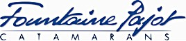 Fountaine Pajot catamarans logo